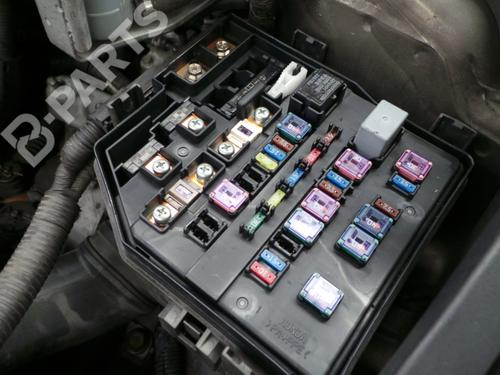 Fuse Box Honda Civic Aerodeck Fuse Box on