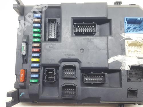 fuse box 22661f01 / 20191443 peugeot, 207 (wa_, wc_) (3 doors
