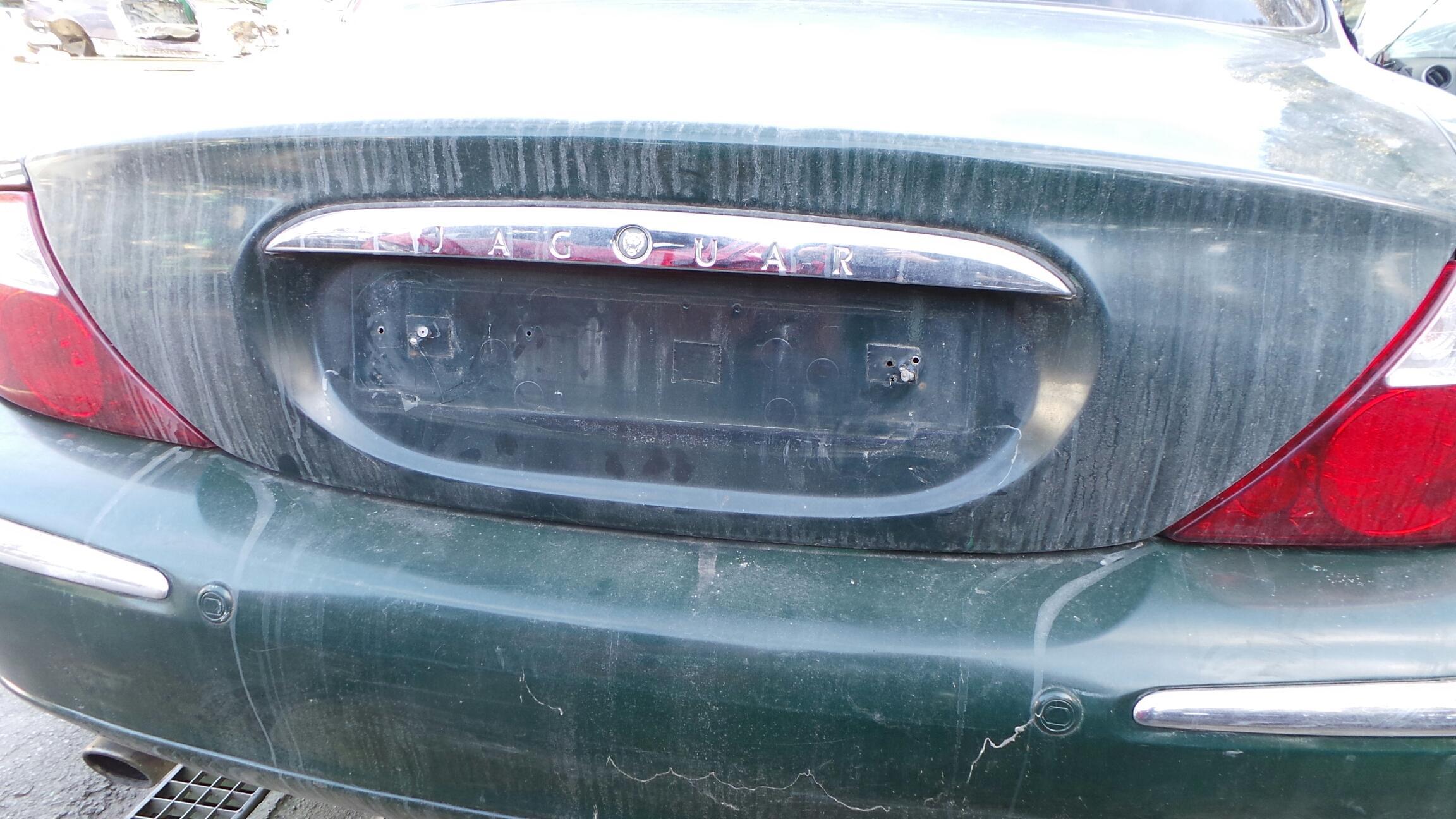 Tampa Da Mala JAGUAR, S TYPE (X200) 3.0 V6(4 Portas ...