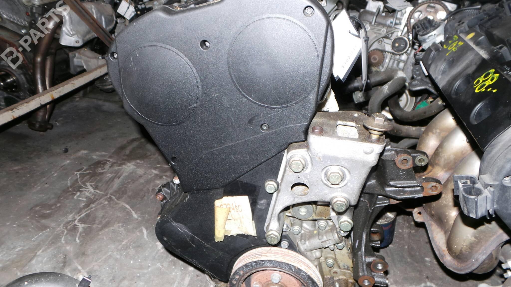 complete engine peugeot 206 cc (2d) 2.0 s16 10099