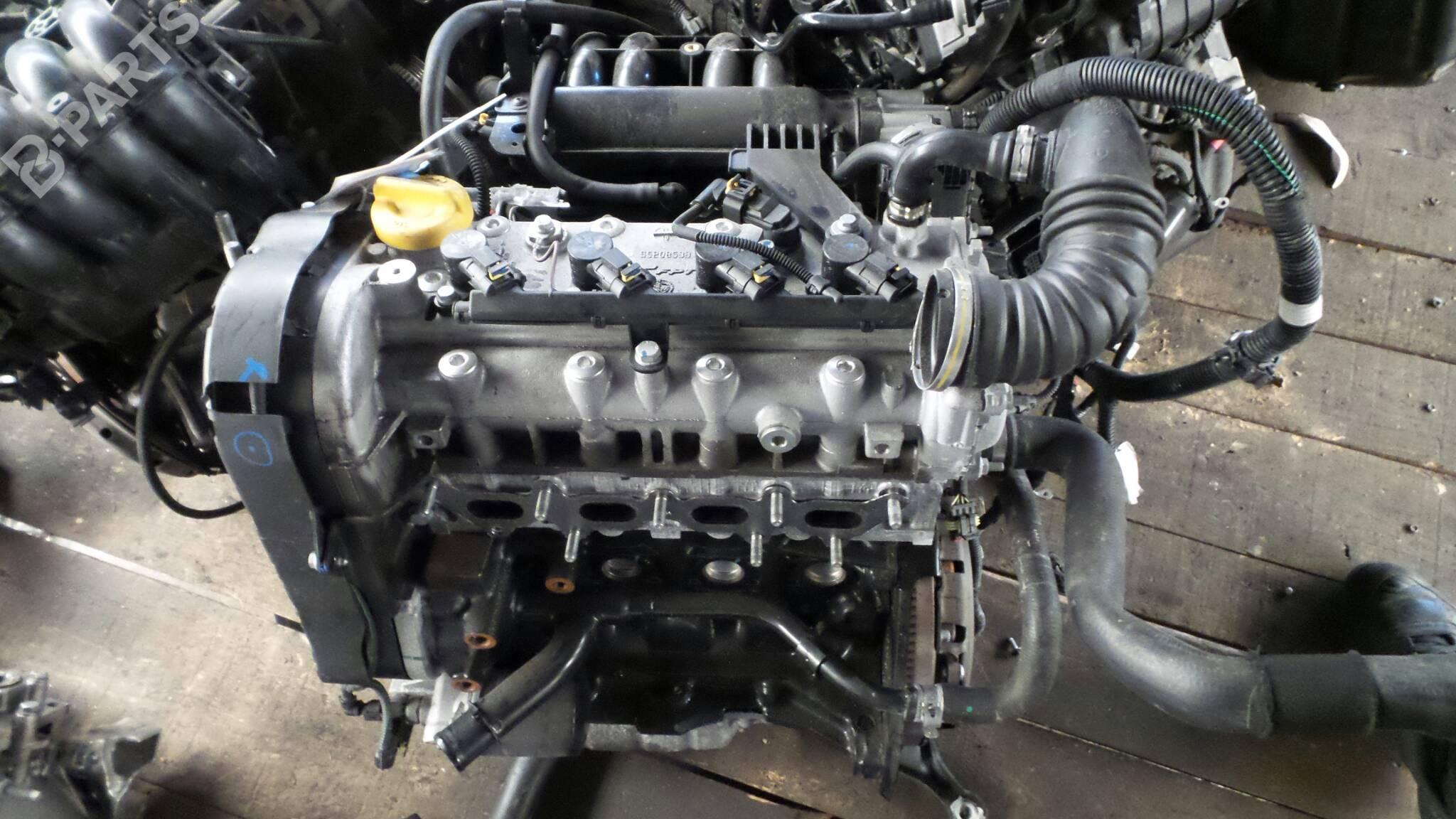 Engine Fiat Bravo Ii 198 14 198axa1b 10165 Fuse Box 2007 Complete 192b2000 90hp