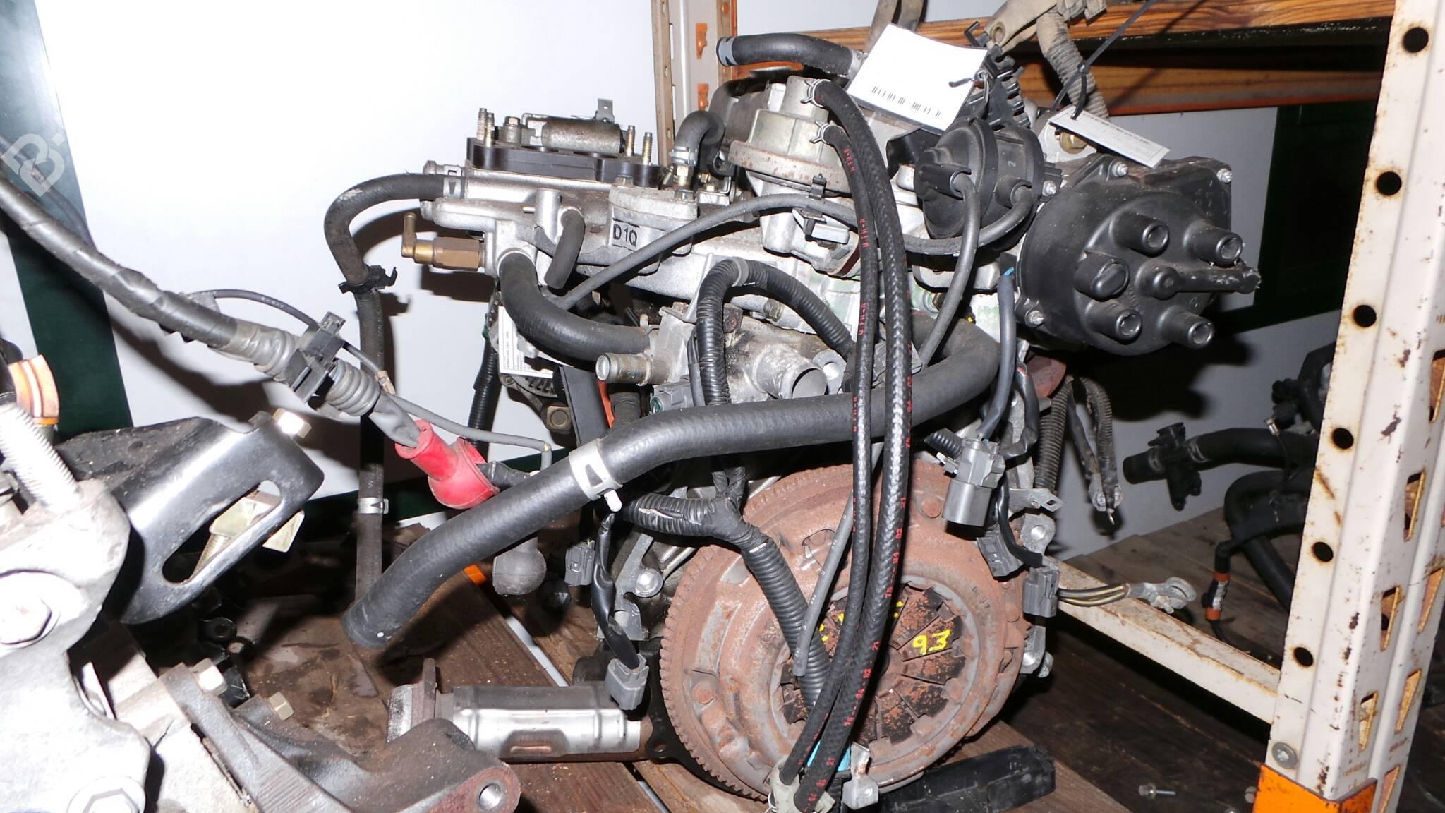 Engine Honda Civic V Hatchback Eg 13 16v Eg3 10408 1992 1993 1994 1995 Fuse Box Complete 75hp