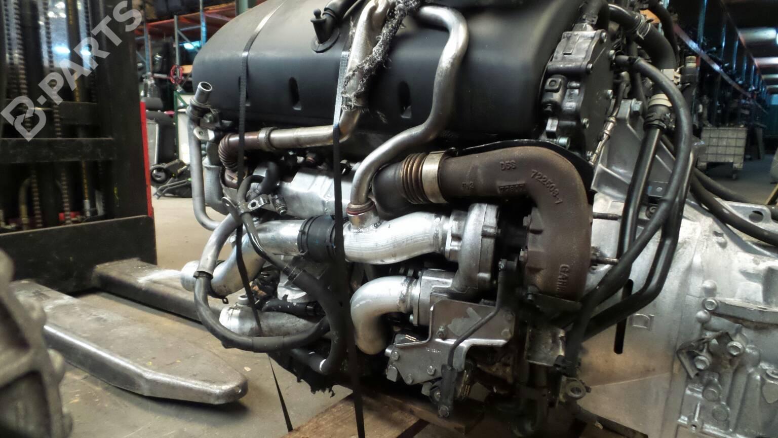 Engine Vw Touareg 7la 7l6 7l7 50 V10 Tdi 19015 Fuse Box Location Complete Ayh 010501