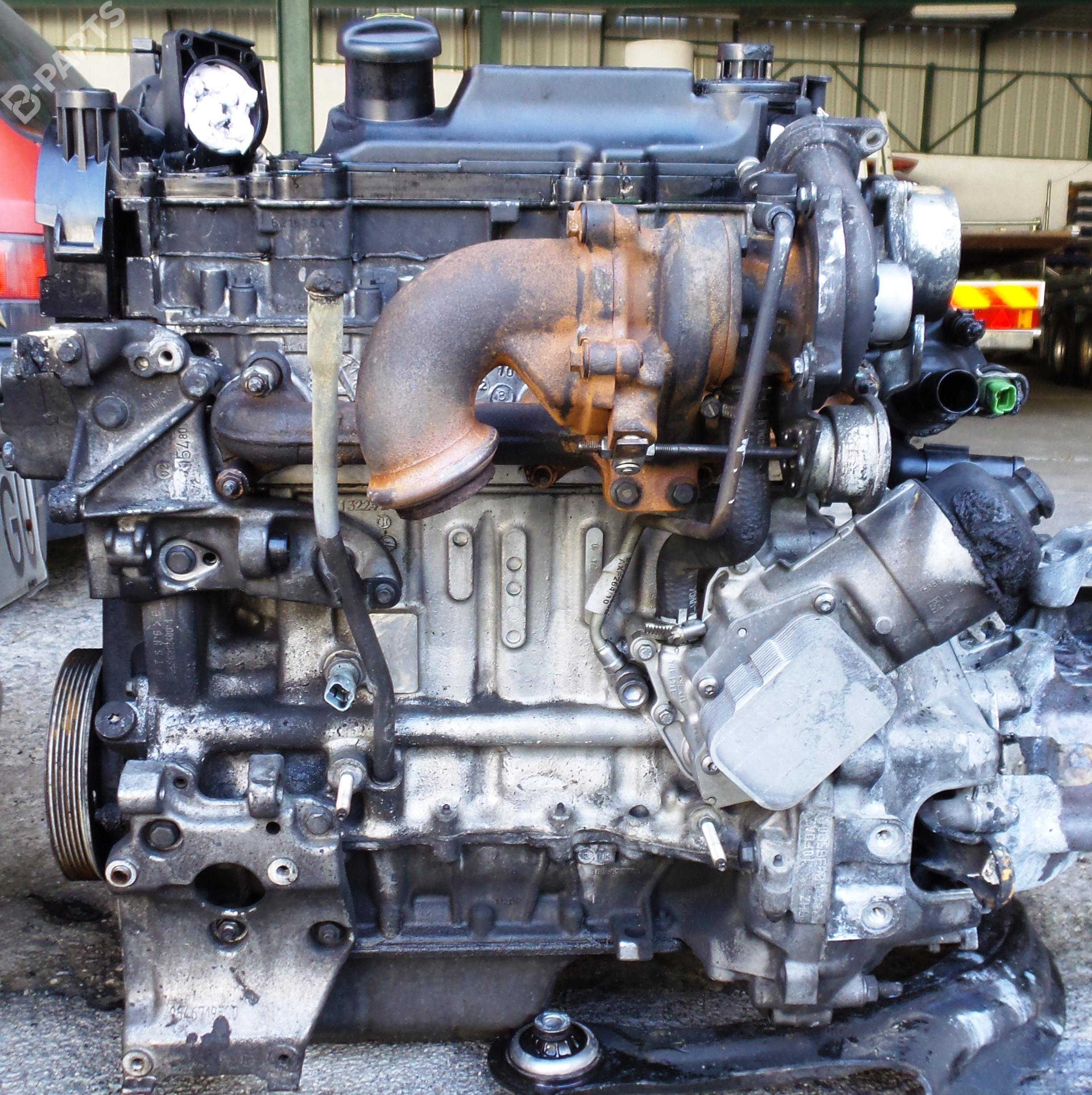 moteur citro n c3 ii 1 4 hdi 70 25024