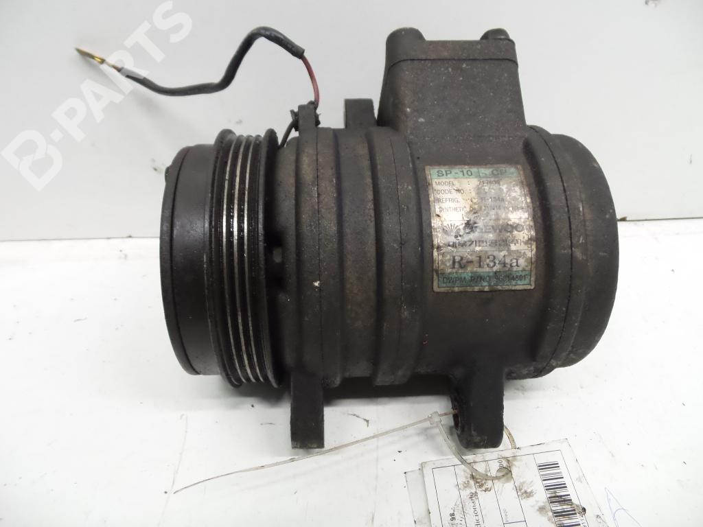 Ac Compressor R134A / 717630 DAEWOO, MATIZ (M100, M150) 1.0(3