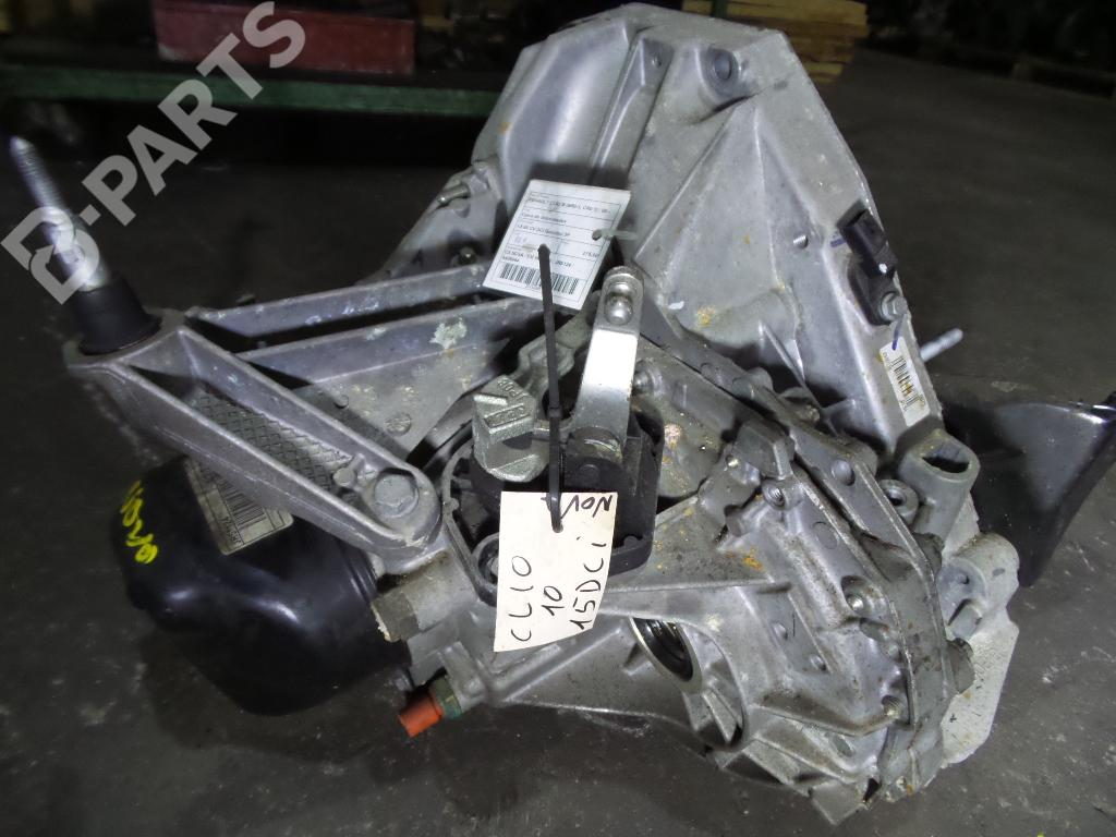 Manual Gearbox JR5124 / A408044 RENAULT, CLIO III (BR0/1, CR0/
