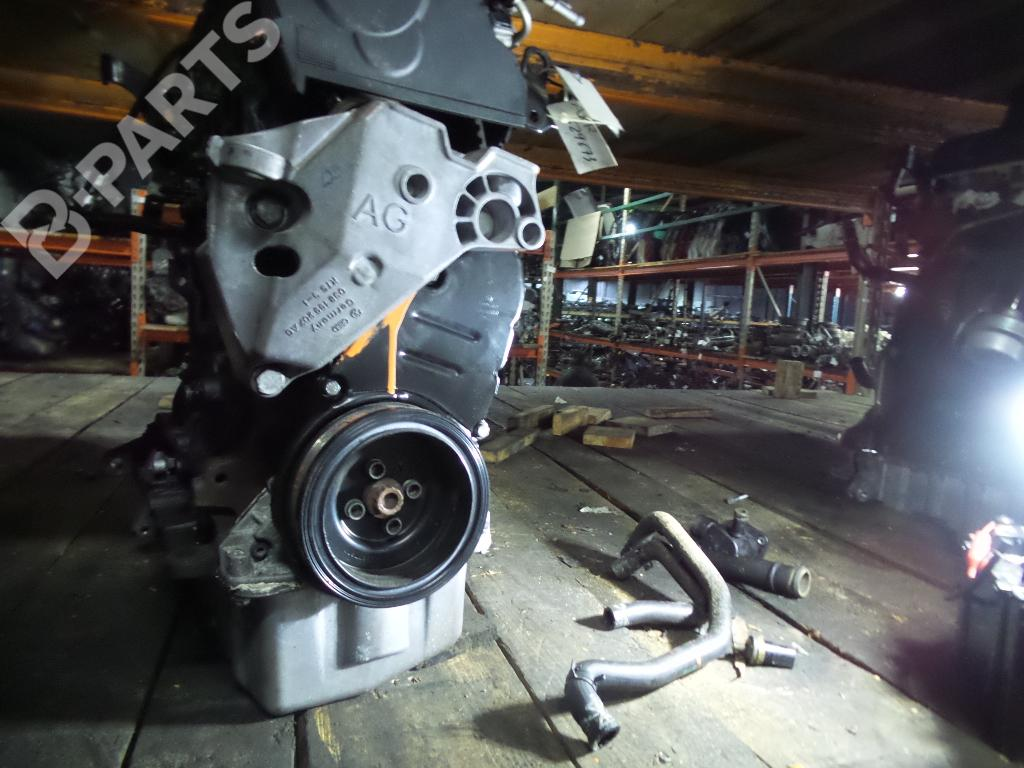 Engine Skoda Octavia I 1u2 19 Tdi 10228 1 9tdi Fuse Box Complete Axr 629673 100hp