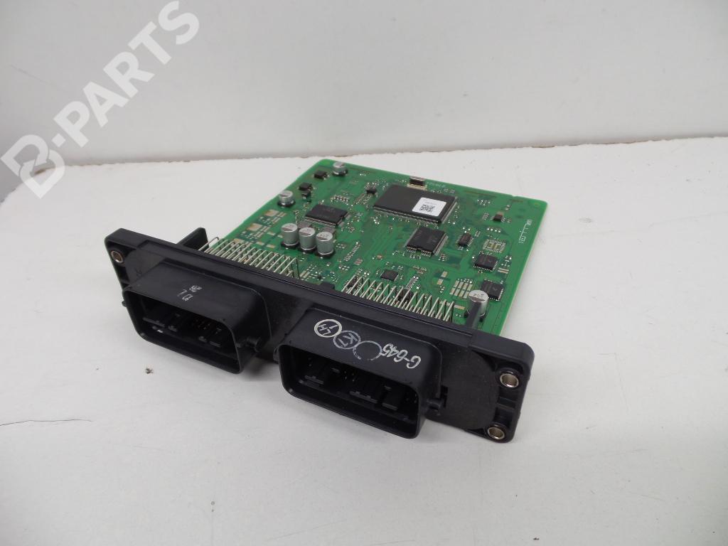 Engine Control Unit Ecu Mazda 2 De Dh 3 13 14203 2012 Fuse Box 014140 2440 Zyc3