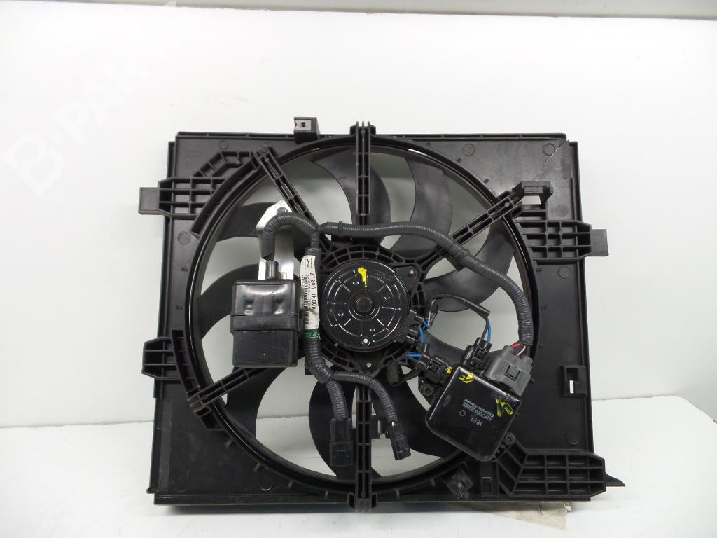 Radiator Fan A18700A28001 NISSAN, JUKE (F15) 1.6 DIG-T 4x4(5