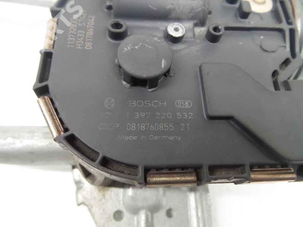 Front Wiper Motor Skoda Superb Ii Estate 3t5 16 Tdi 803493 Fuse Box 3397020927 3t1955023 1397220532