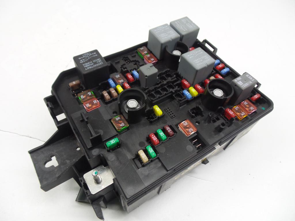 Fuse Box 39068003 / 30959L OPEL, CORSA E 1.4 Turbo(5 doors) ...