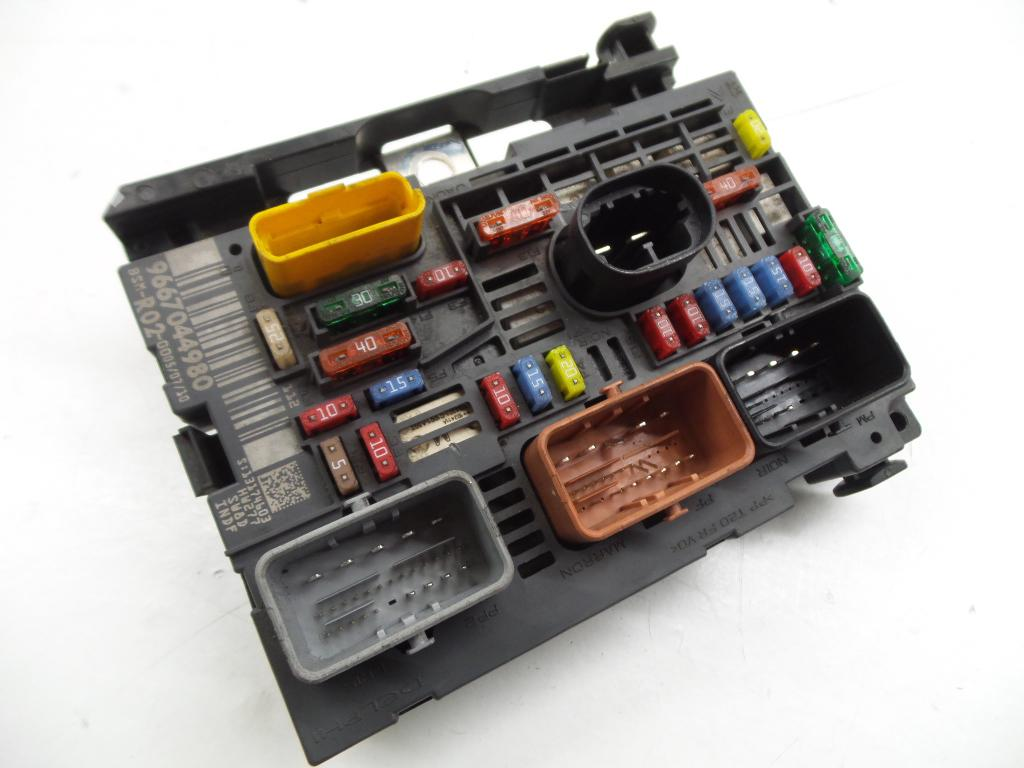 Peugeot 505 Fuse Box | Wiring Diagram on