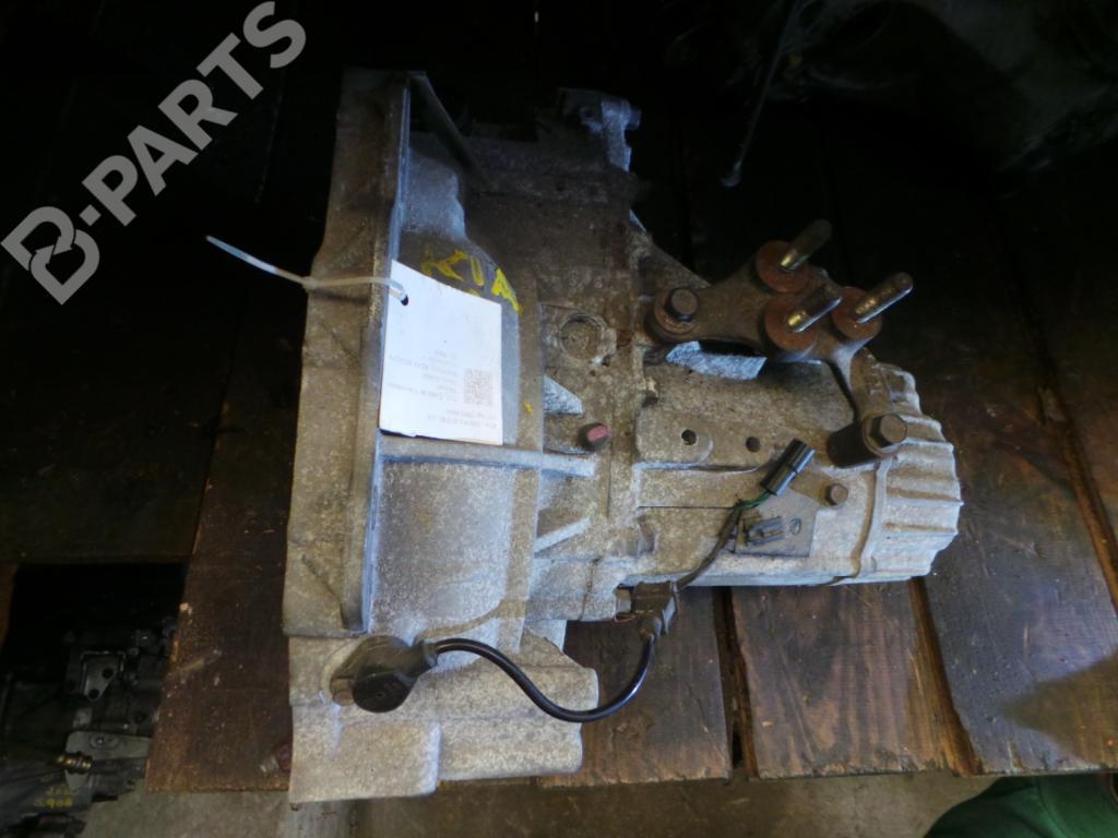 Manual Gearbox K2A5 / 0G26294 KIA, SHUMA II (FB) 1.6(5 doors
