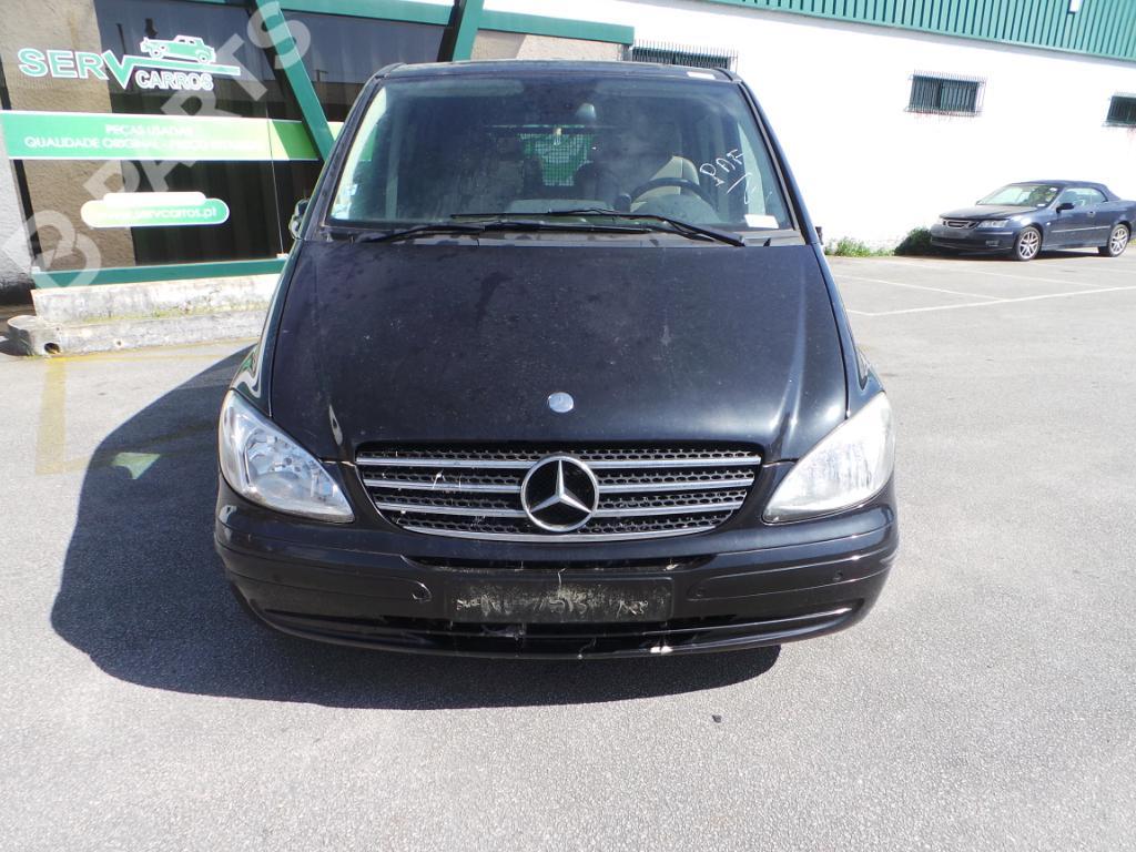 Throttle Body Mercedes Benz Vito Bus W639 115 Cdi 639 701