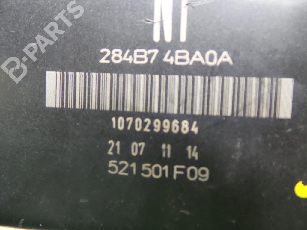 ... Fuse Box 521501F09 NISSAN, QASHQAI II (J11, J11_) 1.5 dCi(5