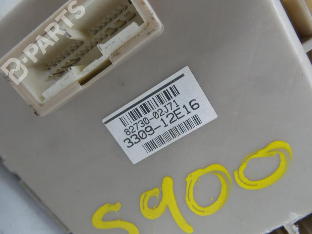 ... Fuse Box 56832B10 / 8273002J71 / 330912E156 TOYOTA, AURIS (_E15_) 1.6  (ZRE151_ ...