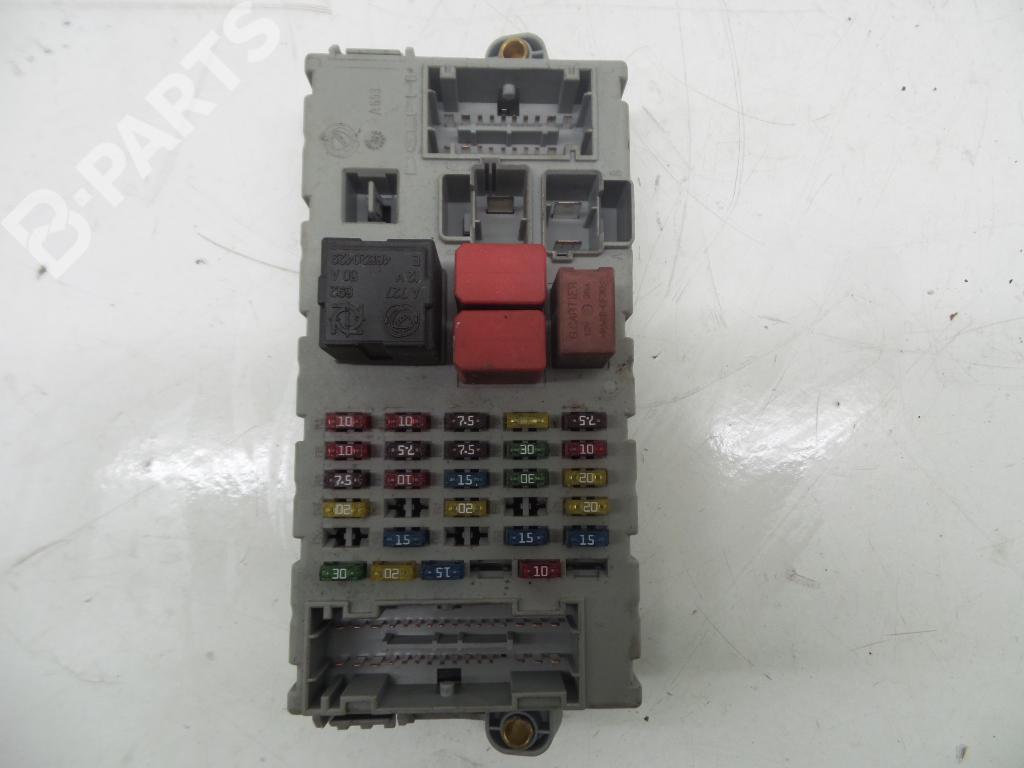 Fuse Box In Citroen Dispatch
