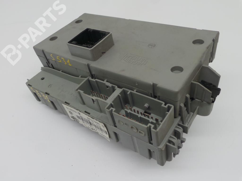 2007 Fiat Bravo Fuse Box The Car Layout Ii 198 1 4 1253294