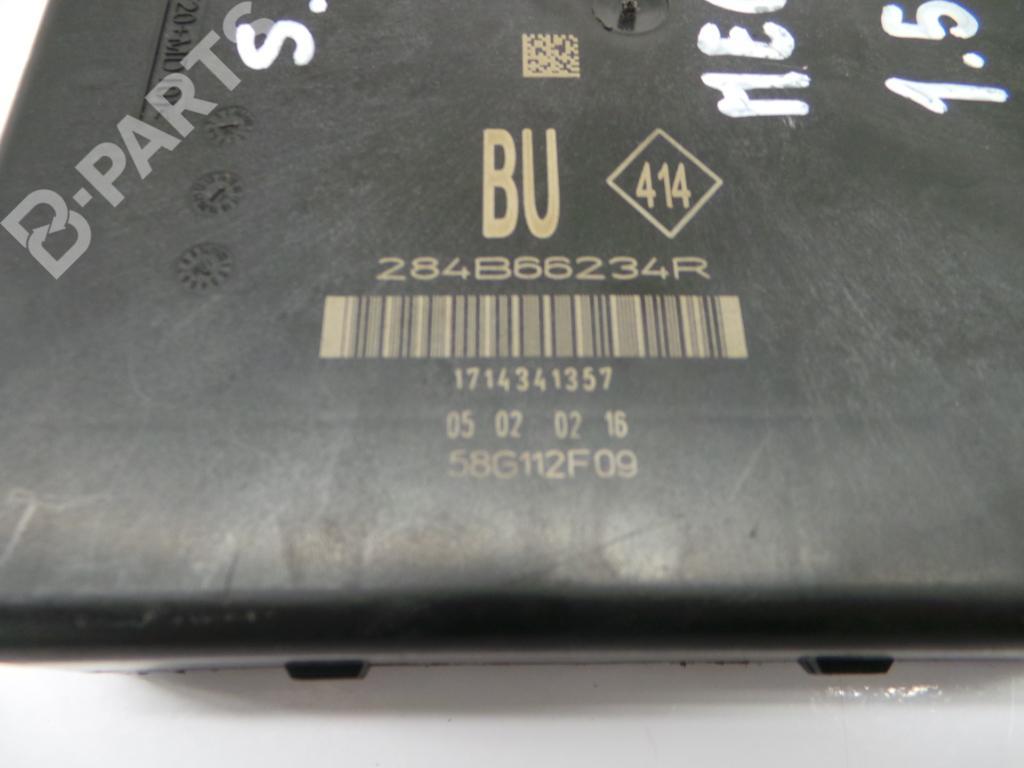 Fuse Box Renault Megane Iv Hatchback B9a M N 15 Dci 110 B9a3 Cover 284b66234r