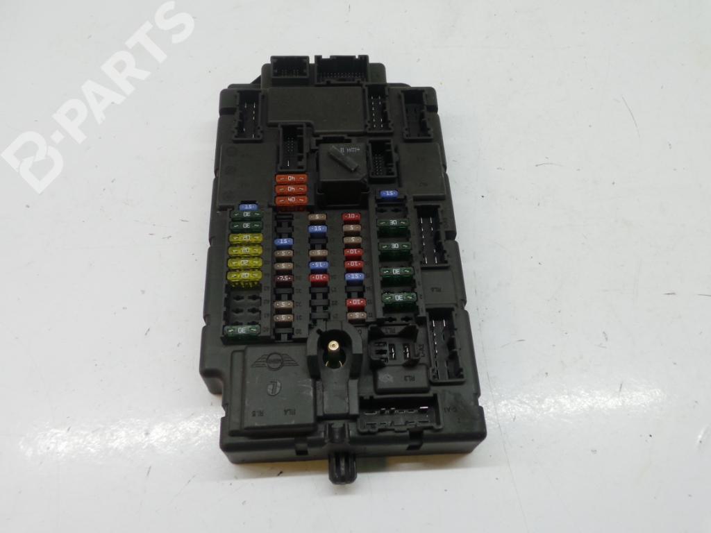 Fuse Box 51944F124 MINI, MINI (R56) One(3 doors) (98hp