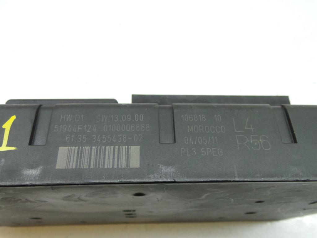Fuse Box Mini R56 One 1511540 Doors 51944f124 One3 98hp