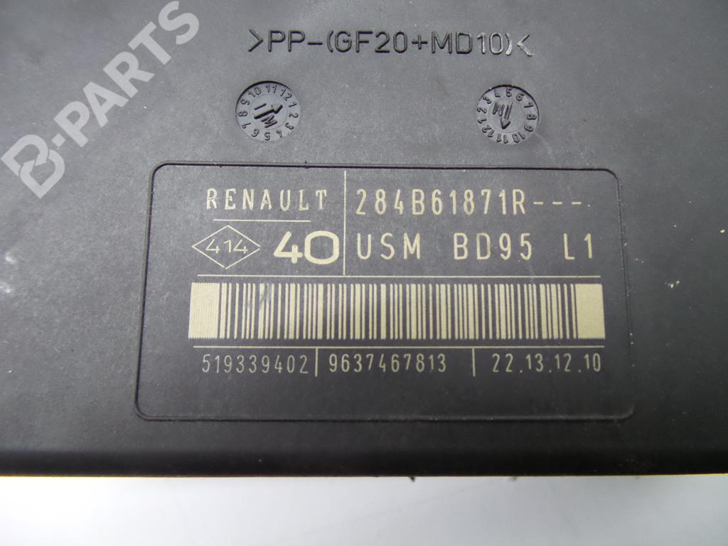 Renault Megane 3 Fuse Box Location Wiring Library Ebay 284b61871r 519339402 9637467813 Iii Grandtour