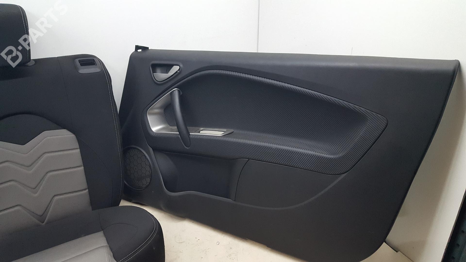 Seats Set Alfa Romeo Mito 955 13 Multijet 1663282 Conjunto De Bancos Forras