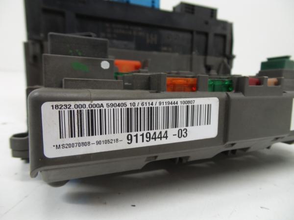 fuse box c/ modulo / 911944403 / 64532901 bmw, 3 (e90) 320