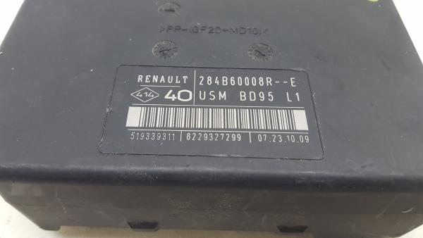fuse box 284b60008r renault, megane iii coupe (dz0/1_) 1 9 dci