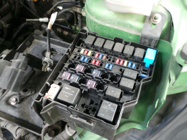 Fuse Box Diagram Mazda Cx 5 2014