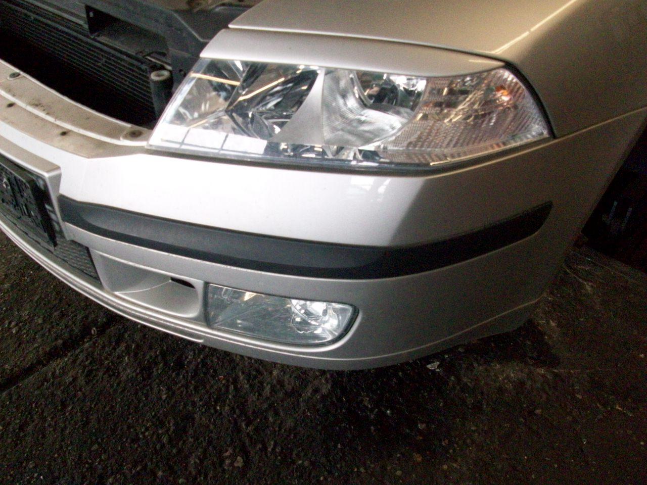 Front Bumper Skoda Octavia Ii Combi 1z5 19 Tdi 1661579 1 9tdi Fuse Box 1z0807221