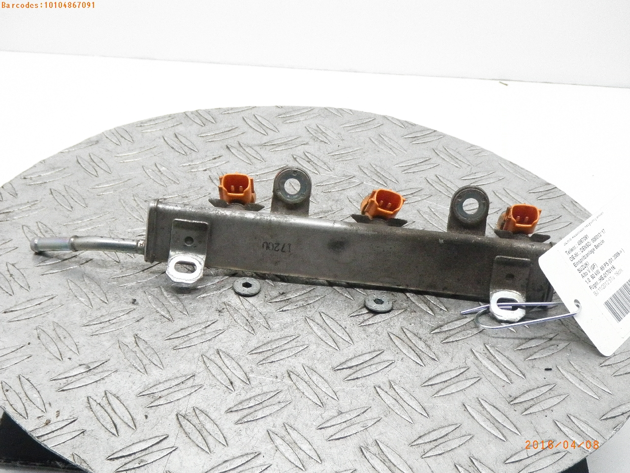 cad356f9a69b8 Fuel Pump SUZUKI, ALTO (GF) 1.0 (AMF310)(5 doors)