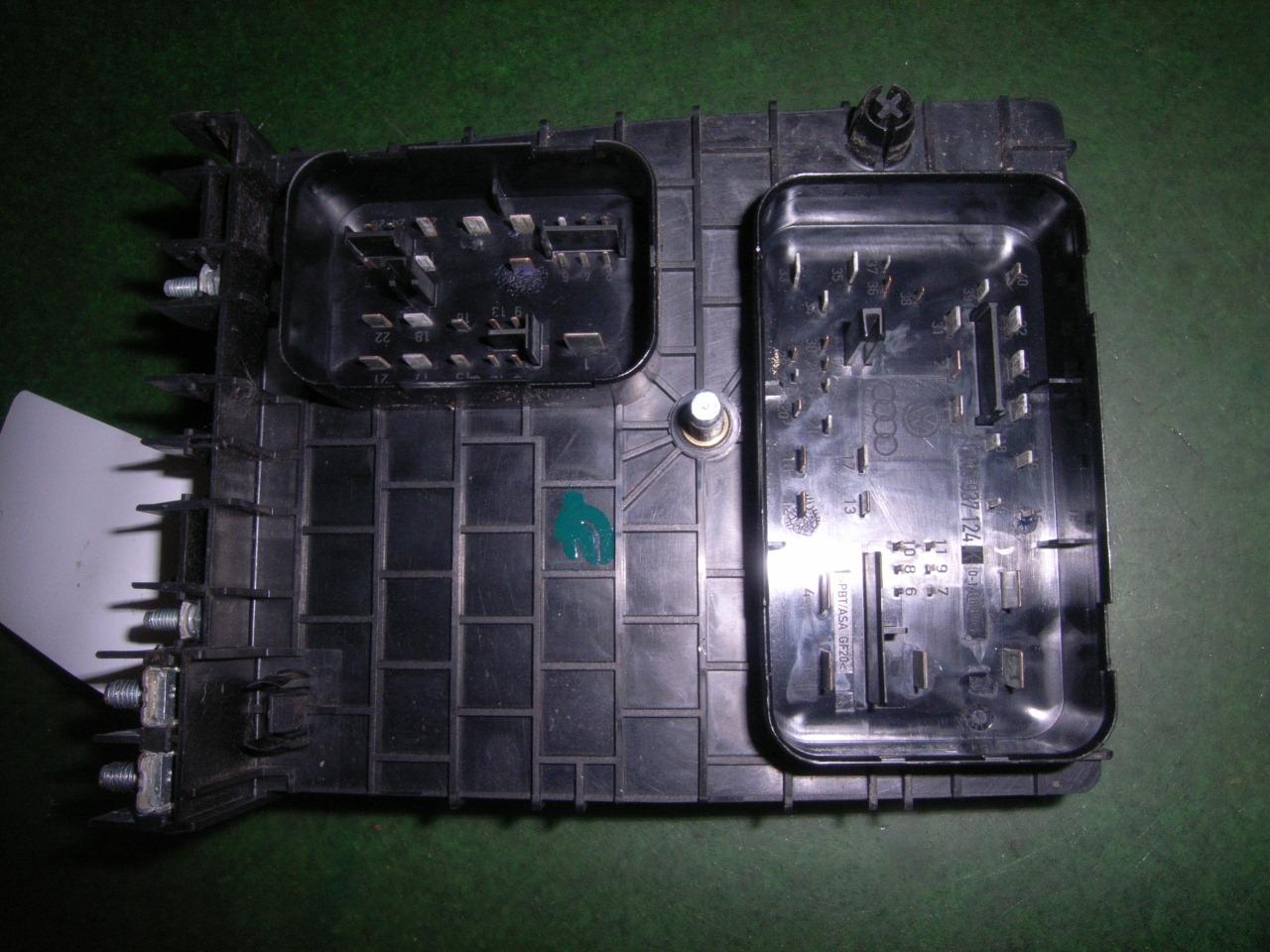 Fuse Box 1K0937124K|VAG| AUDI, A3 Sportback (8PA) 2.0 FSI(