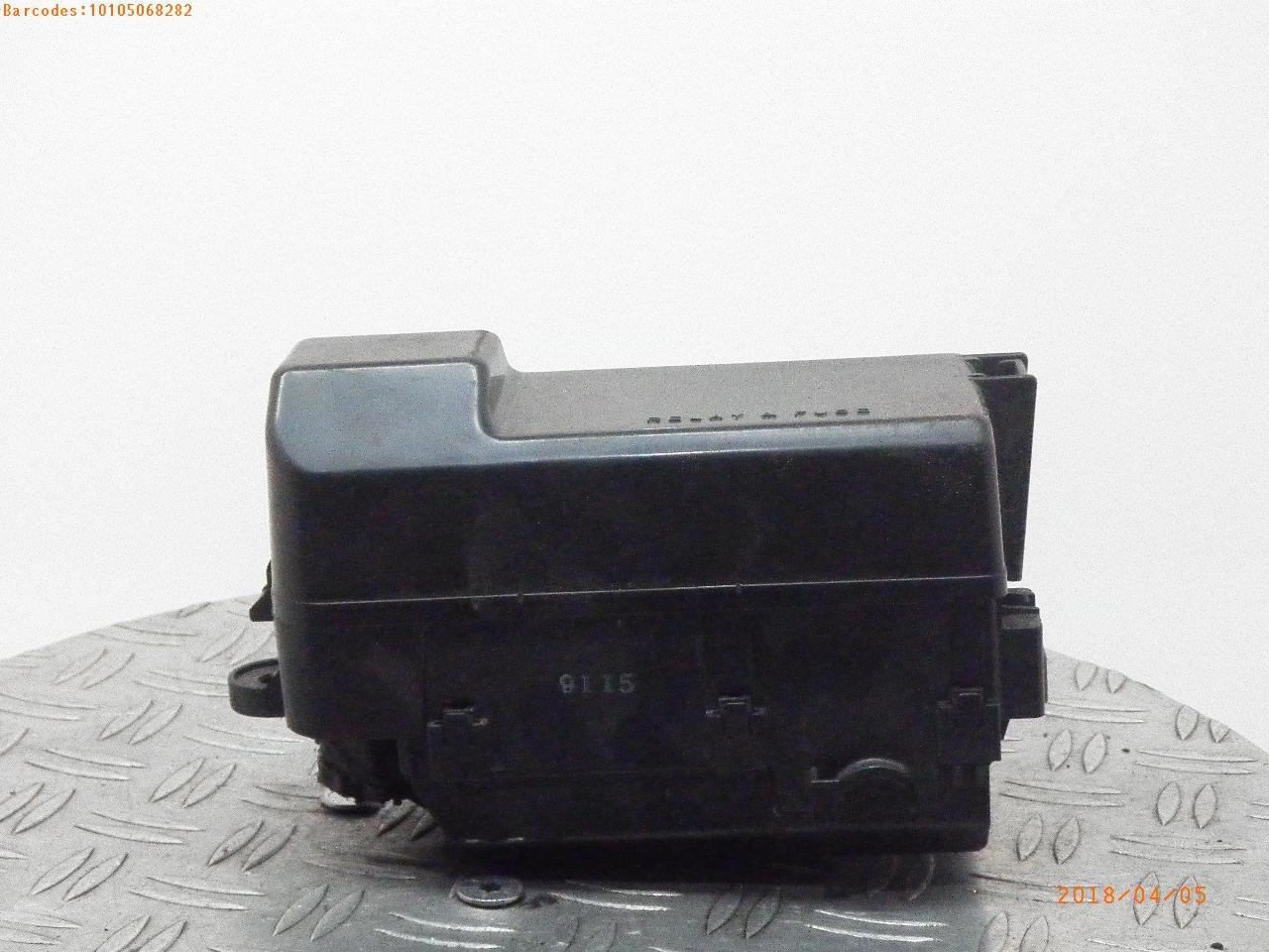 Fuse Box DAIHATSU, TERIOS (J2_) 1.5 4x4(5 doors) (105hp