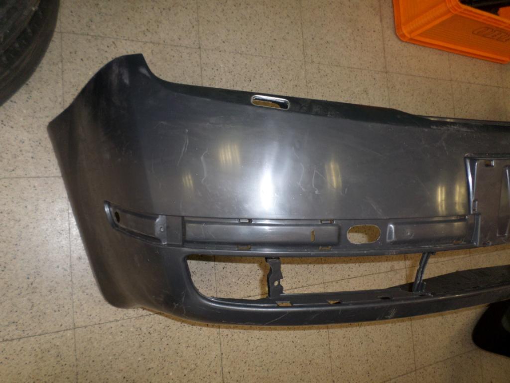 Front Bumper Skoda Fabia I Combi 6y5 14 16v 292746 Estate Fuse Box Grundiert Original Bis 04 6y0807221a Mit