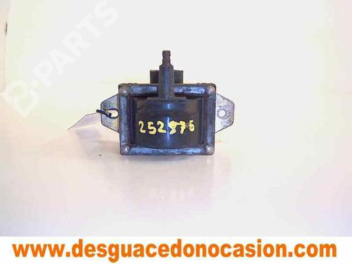 Peugeot 405 Ignition Coil Wiring