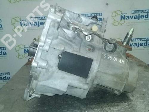 Manual Gearbox PEUGEOT PARTNER Box (5) 1 9 D | B-Parts
