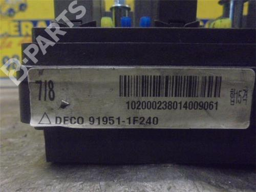 fuse box 919511f240 kia, sportage (je_, km_) 2 0 crdi (140hp)