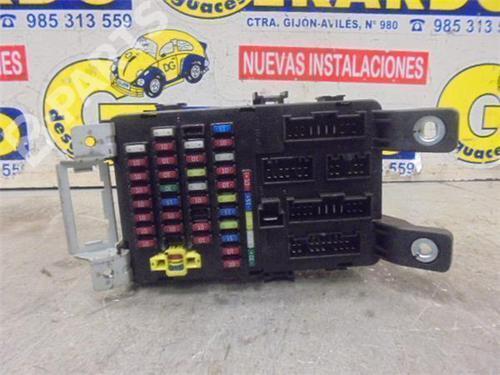 fuse box 919501g010 kia, rio ii (jb) 1 5 crdi (88hp) d4fa