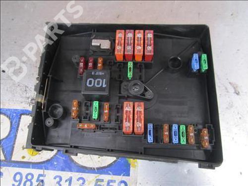 fuse box 1d1702066097 skoda, octavia ii combi (1z5) 1 9 tdi (105hp)