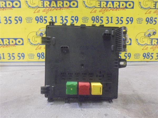 fuse box 13112910 0