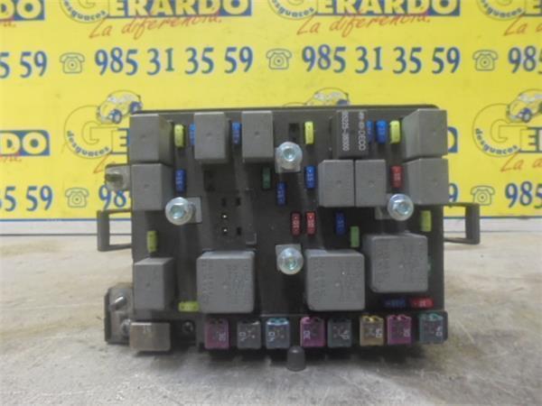 fuse box kia sportage (je_, km_) 2 0 crdi b partsfuse box 919511f240 kia, sportage (je_, km_) 2 0 crdi (140hp)