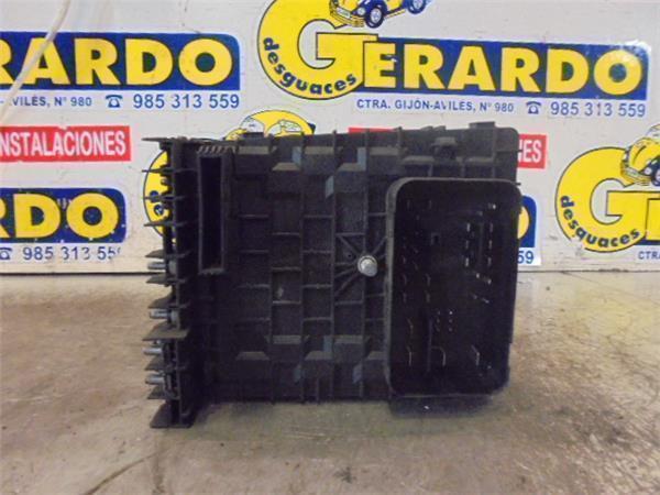 Fuse Box Skoda Octavia Ii Bi 1z5 19 Tdi 1695123rhbparts Estate: Skoda Fabia Vrs Fuse Box Diagram At Shintaries.co