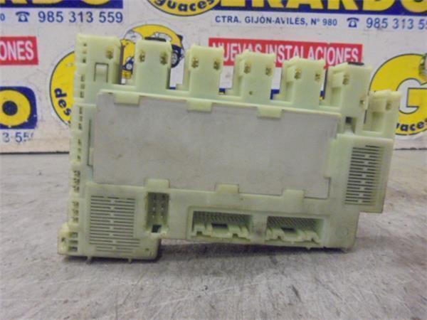 fuse box 7700429665f renault, clio ii (bb_, cb_) 1 6 (b/