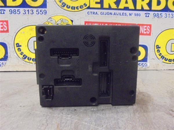 fuse box 8200029340as108502510c renault, megane i classic (la0/1_) 1 9 d (