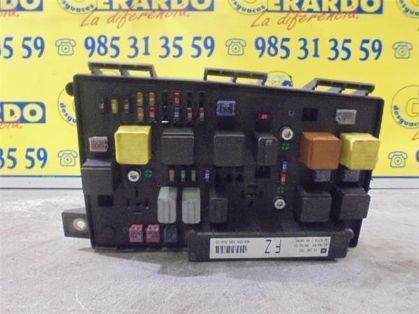 fuse box 13205783 0