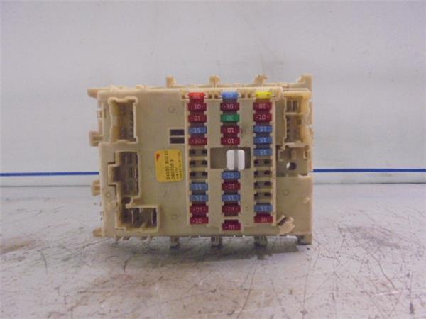 Fuse Box Nissan Almera Tino Fuse Box on