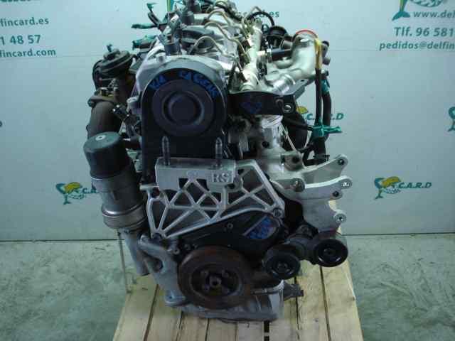 Engine Kia Carens Ii Mpv Fj 2 0 Crdi 22217