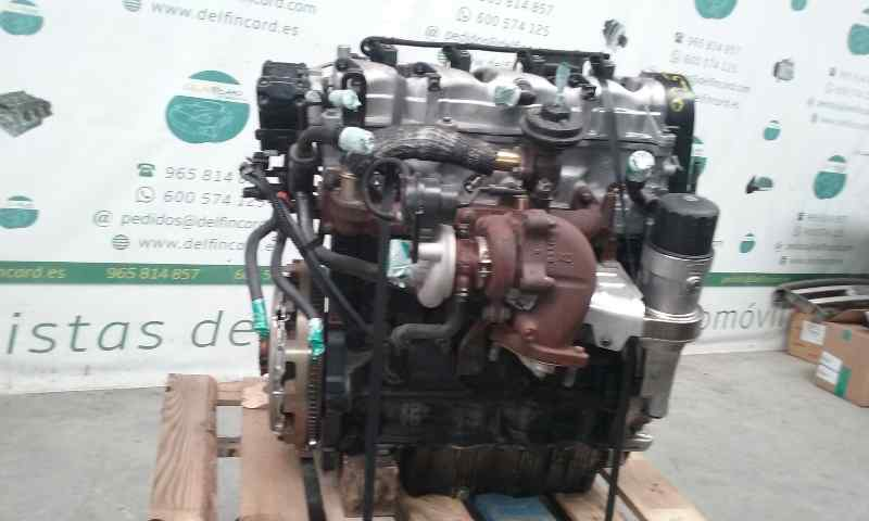 Engine Kia Carens Ii Mpv Fj 2 0 Crdi 61569