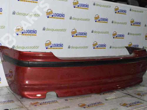 Rear Bumper Bmw 3 Compact E46 320 Td B Parts